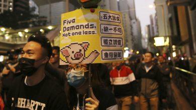 Photo of 2019年12月9日各報新聞重點彙整 主題新聞:國際人權日/「守護香港.和你同行」大遊行