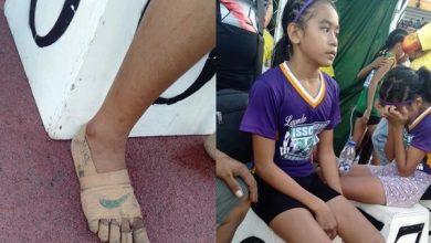 Photo of 菲律賓11歲女童自製「Nike跑鞋」 超威勇奪賽跑3金