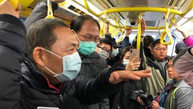 Photo of 捷運環狀線通車 侯友宜:幫市民省下34分鐘 接下來要通這兩線