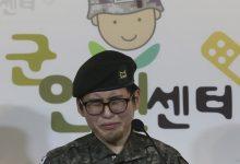 Photo of 喊「我也能成為保護國家」沒效 南韓首位變性軍人被革職