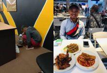 Photo of 19歲員工在公司偷煮飯  老闆知道原因後邀他一同吃晚餐