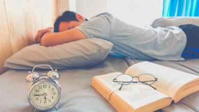 Photo of 從睡姿看健康! 這類睡法小心頸椎出毛病
