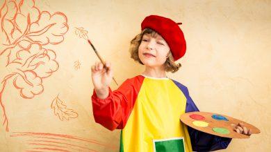 Photo of 幼兒學藝術好處多多 專家:增強韌性、決心、信心
