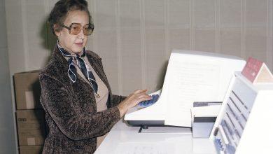 Photo of 「人肉電腦」凱薩琳去世享壽101歲  NASA:永不被遺忘的美國英雄