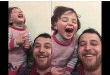 Photo of 《美麗人生》現實版! 敘利亞父貼心小遊戲 讓3歲女聽到空襲聲笑呵呵