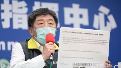 Photo of WHO辯台灣未講「人傳人」 陳時中怒批:內行人講外行話