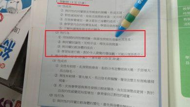 Photo of 【獨】國小性遊戲很正常? 家長團體驚見109學年教科書教師手冊誇張內容