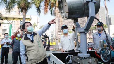 Photo of 台南3景點列國家級警報!黃偉哲砲轟中央「亂槍打鳥」