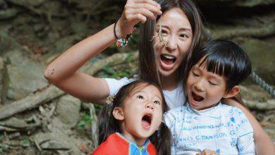 Photo of 隋棠一家五口恆春LongSaty 網友:最棒的禮物就是父母的陪伴
