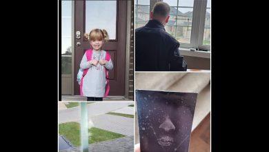 Photo of 4歲女童高燒猝死  「玻璃窗上的吻痕」留永恆紀念