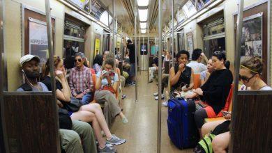 Photo of 菲裔男護士紐約搭地鐵 惡男譏「中國人!你一定有病毒」作勢趕下車