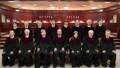 Photo of 即時/大法官宣示解釋文:通姦確定除罪