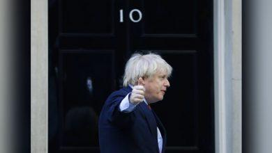 Photo of 首相說話了!強生:可能釋放300萬港人申請英國公民