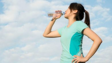 Photo of 喝再多水都覺渴!他口渴、嘴乾、疲憊 熱衰竭找上門