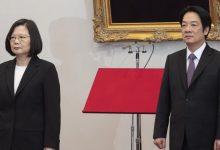 Photo of 蔡英文、賴清德讚公民力量 他早預測民進黨罷韓穩操勝券