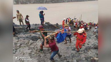 Photo of 緬甸玉石場崩塌!挖出162具屍變形 至少200人遭埋