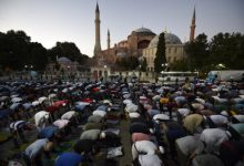 Photo of 土耳其聖索菲亞博物館改回「清真寺」 方濟各坦言:感到痛苦