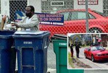 Photo of 非裔少年整晚獨自清掃示威滿街垃圾 善心獲贈獎學金、跑車