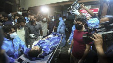 Photo of 印度「新冠肺炎撤僑專機」大雨衝出跑道 斷2截機頭全毀17人死