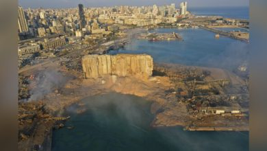 Photo of 黎巴嫩貝魯特大爆炸至少135死5千傷 官員泣訴:像廣島原爆