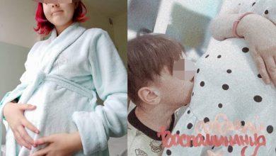 Photo of 俄14歲少女生了! 小男友戴綠帽 承諾照顧女友與非親生女兒