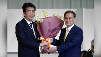 Photo of 日本第99任新首相出爐!菅義偉377票當選自民黨魁…安倍晉三讚:他最適合!