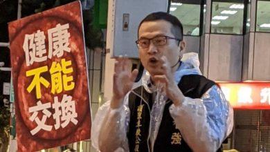 Photo of 轟吳思瑤心中只有黨意護萊豬 羅智強嗆:等著被罷免
