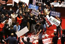 Photo of 不滿民進黨三大理由  徐巧芯:民進黨支持度往下,國民黨支持度往上