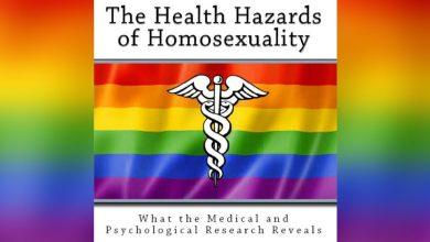 Photo of 不恐同!科學角度剖析同性戀生活方式的健康隱憂