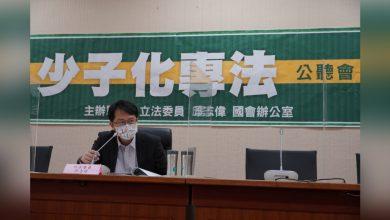 Photo of 【翻轉少子化危機 1】台灣人口持續負成長 立委邱志偉提「少子化專法」